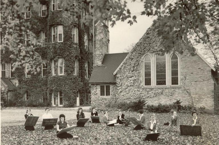 Alma College Photo