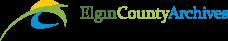 Elgin County Archives Logo