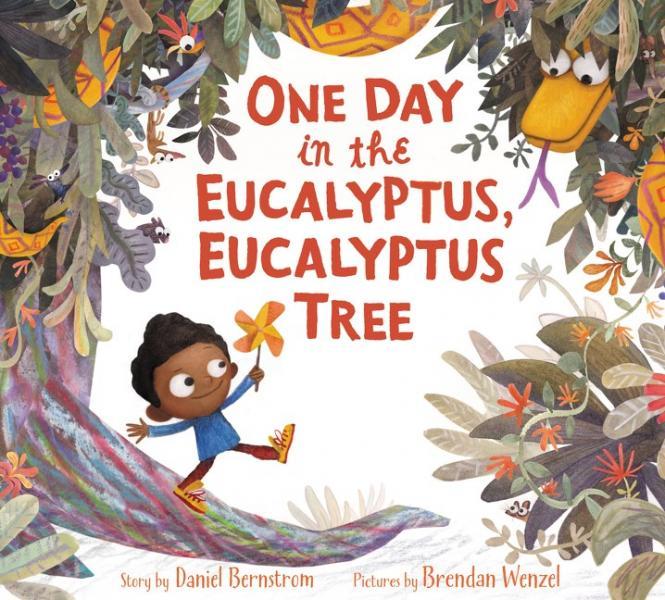Eucallyptus tree