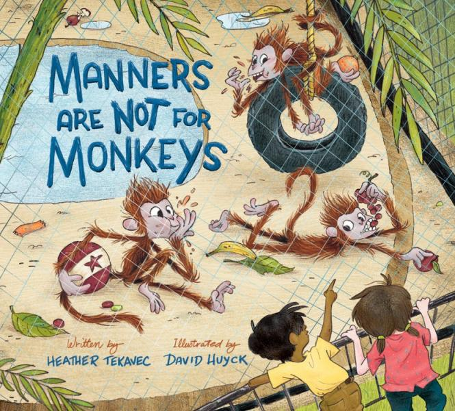 Manners - monkeys