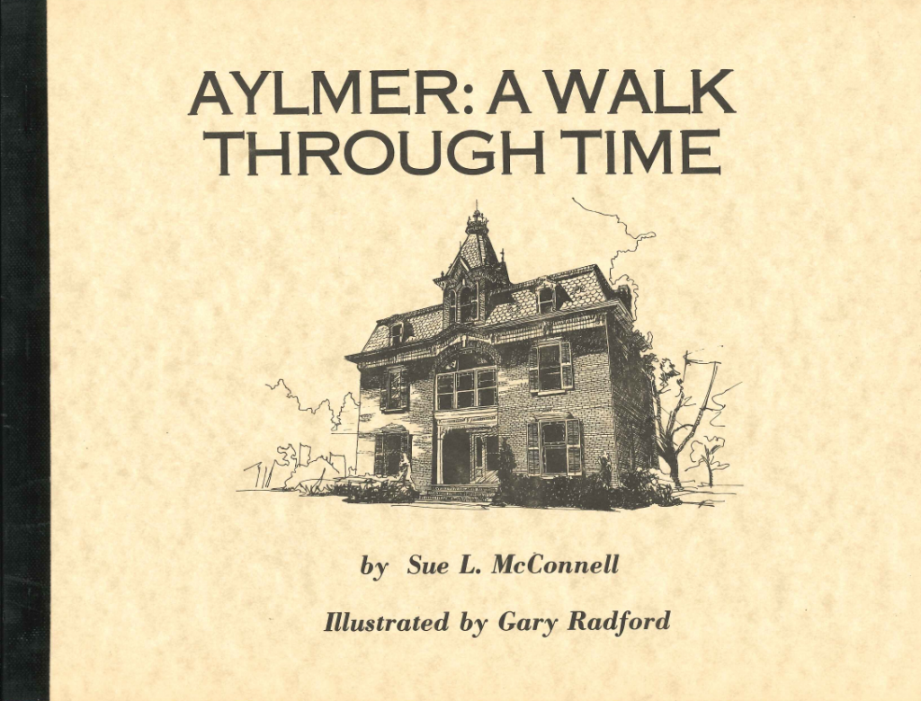 Aylmer a walk through time