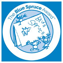 Blue Spruce award