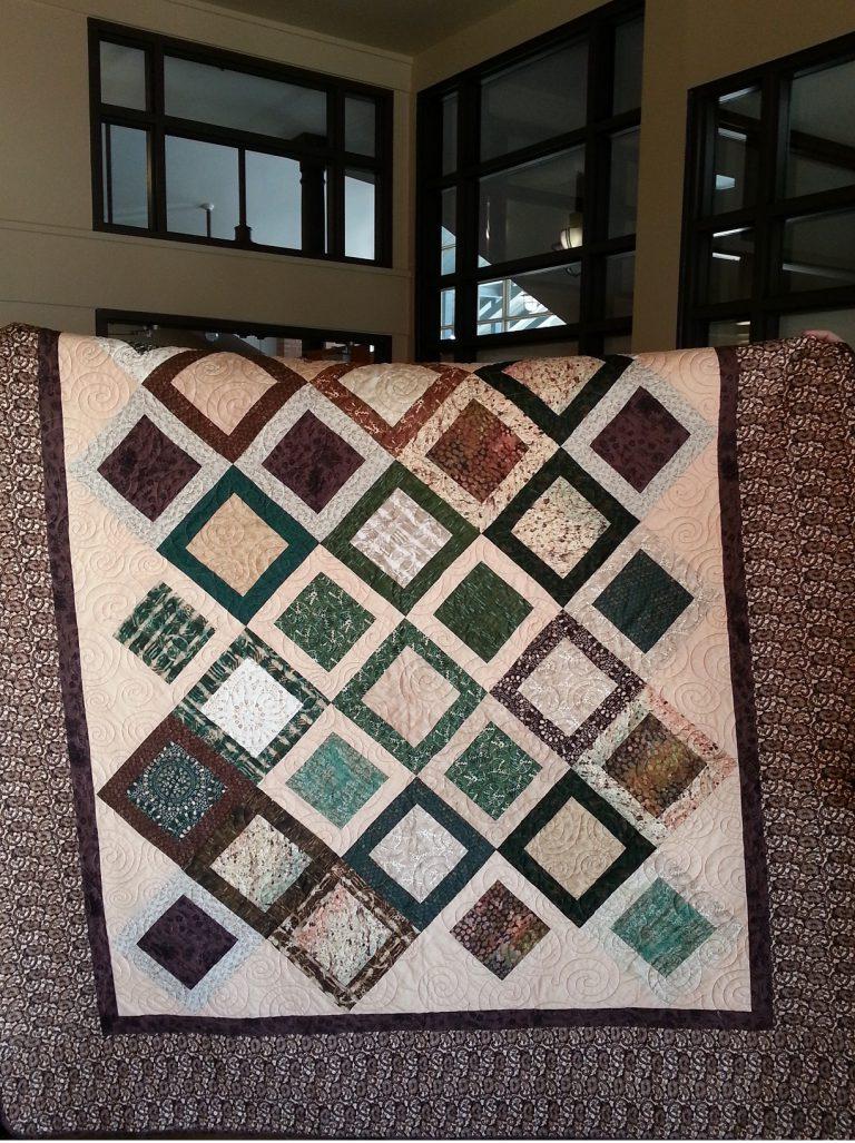bobier villa quilt