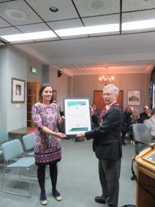 Age Friendly Community Award