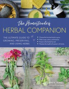 The Homesteader's Herbal Companion