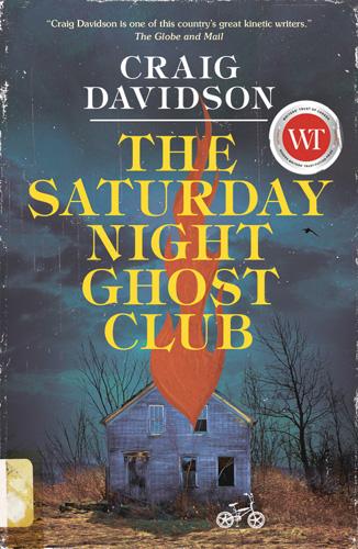 Saturday Night Ghost Club
