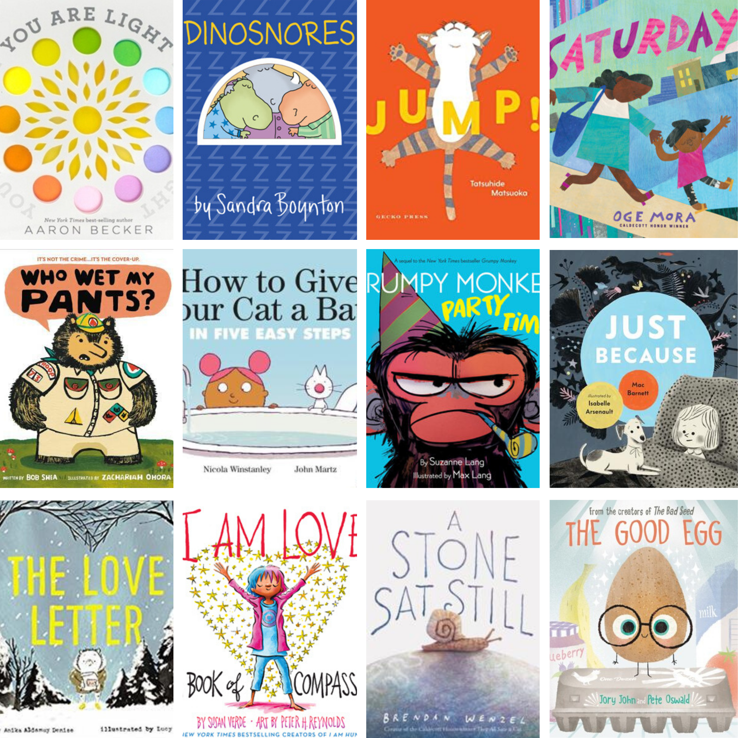 2019 Picture book faves
