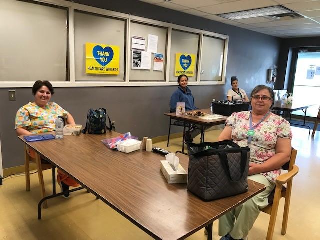 Long-Term Care Staff