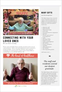 Elgin Homes May Newsletter page 2