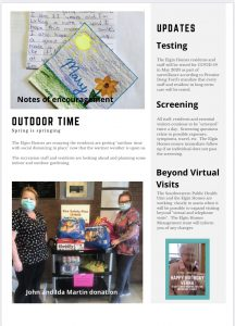 Elgin Homes Newsletter Page 3