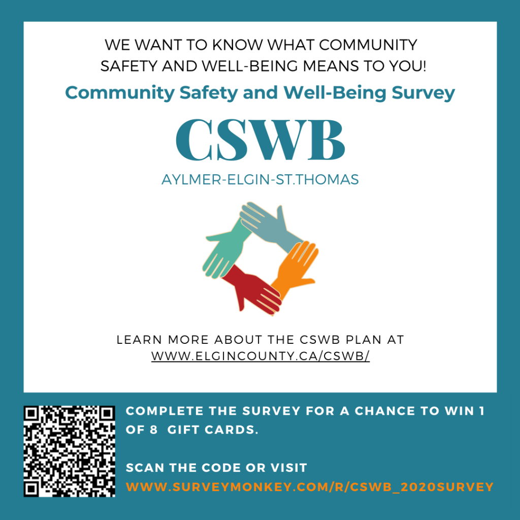 CSWB Survey Promo
