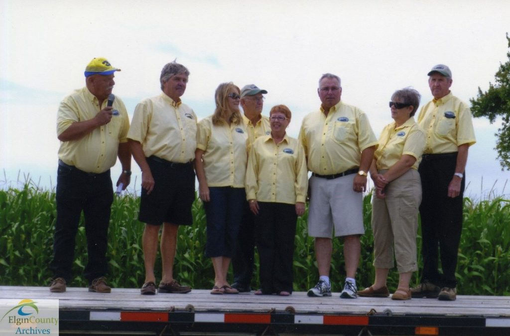2010 International Plowing Match Committee Members