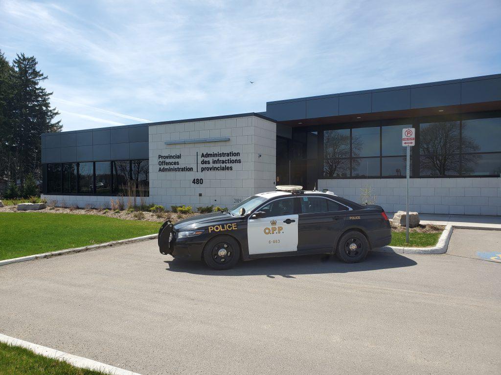 Provincial Offences Administration Building Exterior