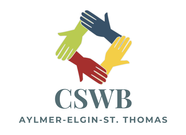 Community Safety and Well-Being Logo