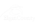 Elgin County Logo - White - Transparent