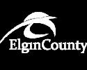 Elgin County Logo - White - Transparent