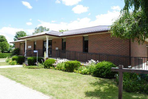 Straffordville Library