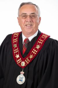 Picture of Warden Dave Mennill